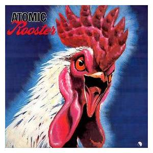 Cover - Atomic Rooster: Atomic Rooster