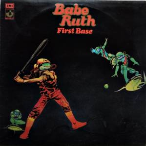 Cover - Babe Ruth: First Base