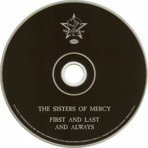The Sisters Of Mercy: First And Last And Always (CD) - Bild 3