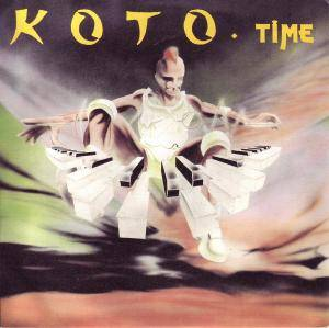 Koto: Time - Cover
