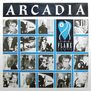 Cover - Arcadia: Flame, The