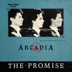 Cover - Arcadia: Promise, The