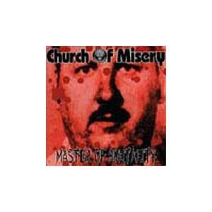 Cover - Church Of Misery: Master Of Brutality