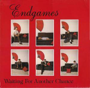 Cover - Endgames: Waiting For Another Chance
