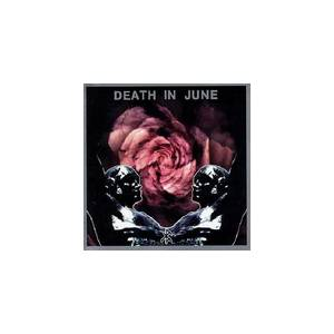 Death In June: Rose Clouds Of Holocaust - Cover