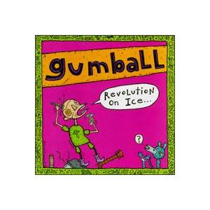 Gumball: Revolution On Ice - Cover