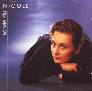 Nicole: So Wie Du - Cover