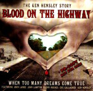 Cover - Ken Hensley: Blood On The Highway