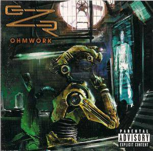 GZR: Ohmwork - Cover