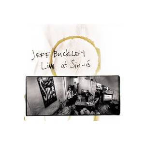 Jeff Buckley: Live At Sin-é - Cover
