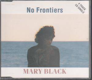 Mary Black: No Frontiers - Cover