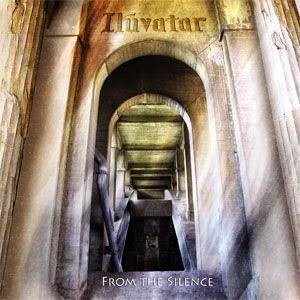 Iluvatar: From The Silence - Cover