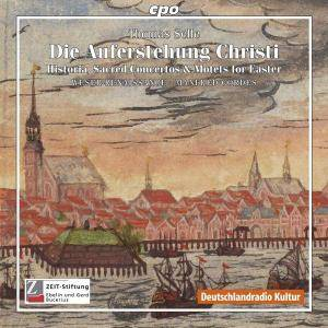 Thomas Selle: Auferstehung Christi, Die - Cover