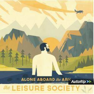 Cover - Leisure Society, The: Alone Aboard The Ark