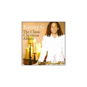 Kenny G: Classic Christmas Album, The - Cover