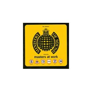 Ministry Of Sound -The Sessions 5 - Compiled By Masters At Work - Cover