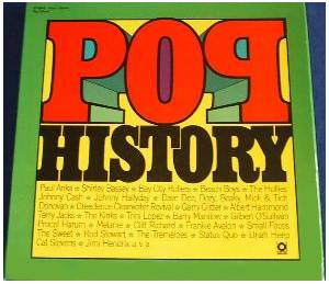 Pop History - Cover