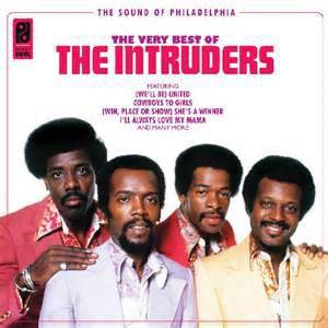 Cover - Intruders, The: Very Best Of The Intruders, The