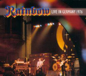 Cover - Rainbow: Live In Germany 1976 - Deutschland Tournee 1976