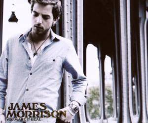 Cover - James Morrison: You Make It Real