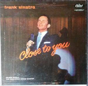Frank Sinatra: Close To You - Cover