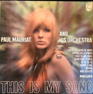 Cover - Paul Mauriat And His Orchestra: This Is My Song