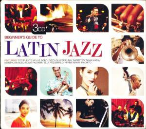 Cover - Nuyorican Soul: Beginner's Guide To Latin Jazz