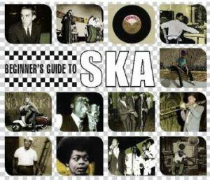 Cover - Baba Brooks: Beginner's Guide To Ska