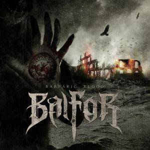 Balfor: Barbaric Blood - Cover