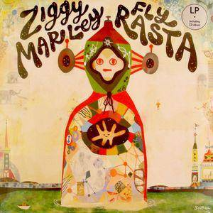 Ziggy Marley: Fly Rasta - Cover