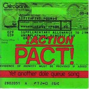 Cover - !Action Pact!: Yet Another Dole Queue Song