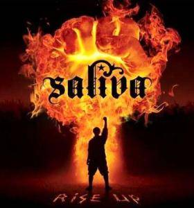 Cover - Saliva: Rise Up