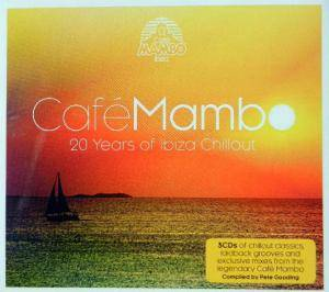 Cover - Razzy Bailey: Café Mambo - 20 Years Of Ibiza Chillout
