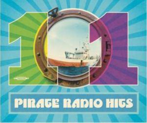 Cover - Ad Libs, The: 101 Pirate Radio Hits