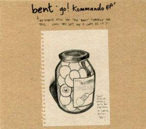 Cover - Bent: 'Go! Kommando EP'
