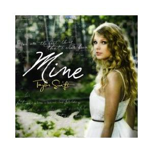 Cover - Taylor Swift: Mine