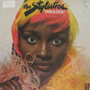 Cover - Stylistics, The: Fabulous