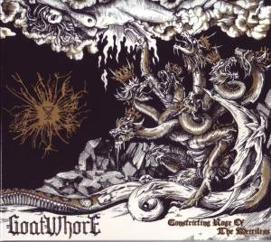 Goatwhore: Constricting Rage Of The Merciless - Cover