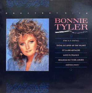 Cover - Bonnie Tyler: Greatest Hits (CBS)