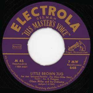Cover - Glenn Miller: Little Brown Jug