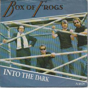 Box Of Frogs: Into The Dark - Cover