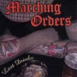 Cover - Marching Orders: Last Drinks