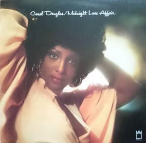 Cover - Carol Douglas: Midnight Love Affair
