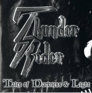 Thunder Rider: Tales Of Darkness & Light - Cover