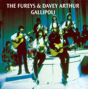 Cover - Fureys & Davey Arthur, The: Gallipoli