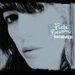 Cover - Pieta Brown: Shimmer