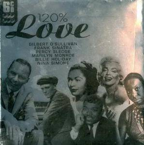 Cover - Susan Cadogan: 120% Love