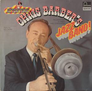 Cover - Chris Barber: Attention! Chris Barber's Jazzband!