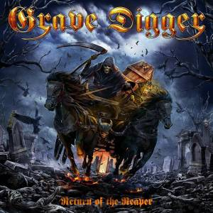 Grave Digger: Return Of The Reaper - Cover