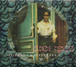 Cover - Blonde Redhead: Misery Is A Butterfly